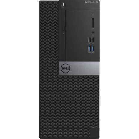 Dell Optiplex 3040-2389 Intel Core i3, 3700МГц, 4Гб RAM, 500Гб, Win 10, Черный