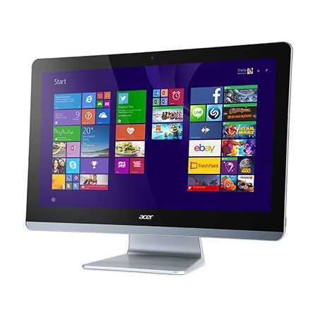 Acer Aspire ZC-700 1000Гб, DOS