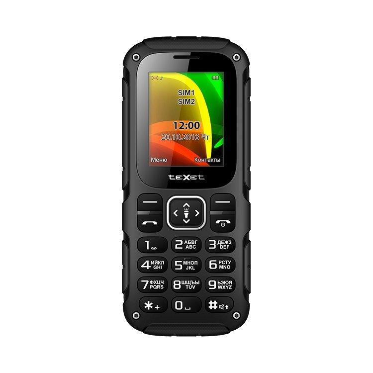 TeXet TM-504R Черный\