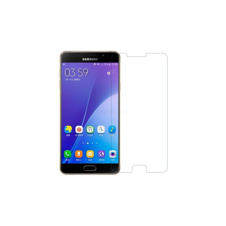 LuxCase для Samsung Galaxy A5 2016 SM-A510F Front&Back на весь экран, прозрачная Прозрачная