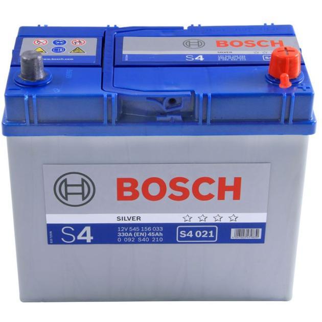 аккумулятор-bosch-s4-021-silver-545-156-033-45е-ач