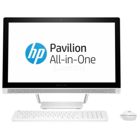 HP Pavilion 24-b170ur 24'', Intel Core i5-6400T, 8Гб, 1Тб, DVDRW, Белый, Windows 10