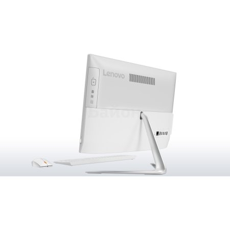 Lenovo AIO 510-22ISH 1 Тб HDD, Белый, 4Гб, 128Гб, DOS, Intel Core i5