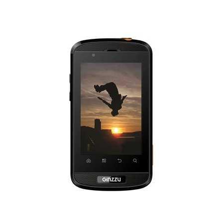 Ginzzu R8 Dual 0.512Гб, Черный, Dual SIM, 3G