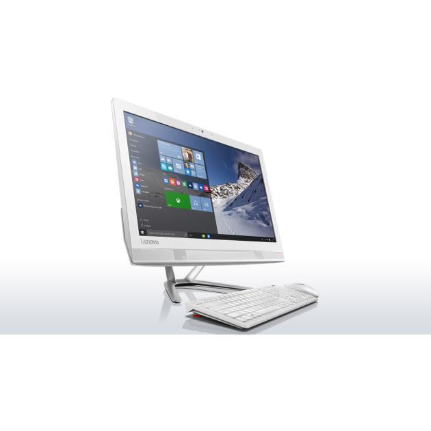 Lenovo AIO 300 нет, Белый, 4Гб, 1000Гб, Windows, Intel Core i3