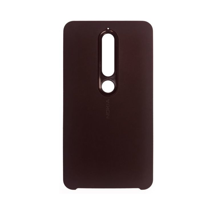 Чехол Nokia 6.1 Soft Touch Case Iron