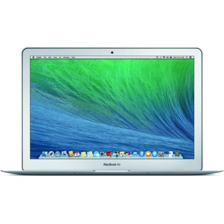 "Apple MacBook Air 13.3"", Intel Core i7, 2200МГц, 8Гб RAM, 128Гб, Серебристый, Wi-Fi, MacOS X, Bluetooth"