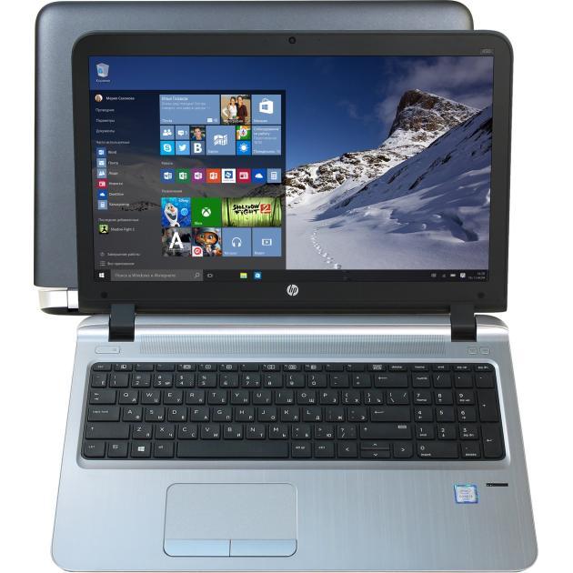 HP ProBook 450 G3 15.6, Intel Core i3, 2300МГц, 4Гб RAM, DVD-RW, 500Гб, Серый, Windows 10, Wi-Fi, BluetoothНоутбуки<br>Объем видеопамяти 1024 Мб , Bluetooth, Wi-Fi, Объем диска 500Гб , Объем оперативной памяти 4Гб RAM , Гарантия фирмы производителя 1 г., ОС Windows 10 , Процессор I...<br>