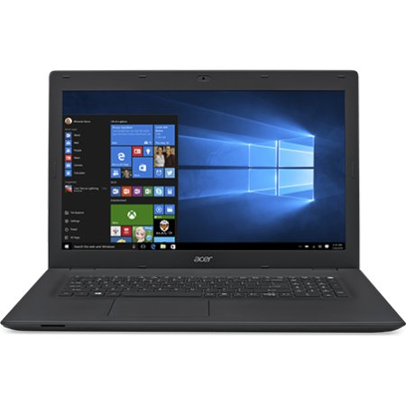 "Acer TravelMate TMP278-MG-50FB 17.3"", Intel Core i5, 2300МГц, 8Гб RAM, DVD-RW, 1Тб, Черный, Wi-Fi, Linux"