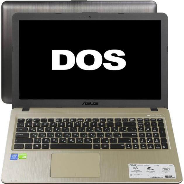 "Asus VivoBook X540LJ-XX569D 15.6"", Intel Core i3, 2000МГц, 4Гб RAM, DVD-RW, 500Гб, Черный, DOS, Bluetooth"