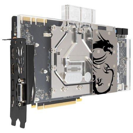 MSI GTX 1080 SEA HAWK EK X PCI-E 16x 3.0, 8192Мб, GDDR5