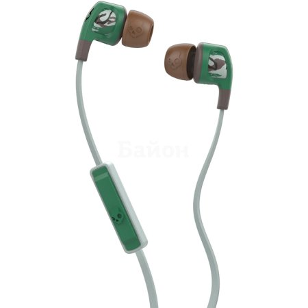 Skullcandy Smokin Buds Зеленый