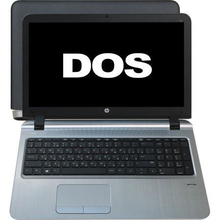 "HP ProBook 455 G3 P5S11EA 15.6"", AMD A8, 2.2МГц, 4Гб RAM, DVD-RW, 500Гб, DOS, Серый, Wi-Fi, Bluetooth"