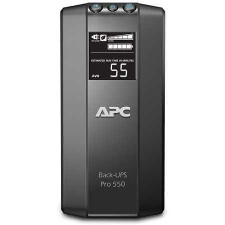 APC Back-UPS Pro BR550GI-W3Y 550ВА