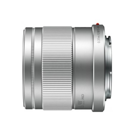 Panasonic 42.5mm f/1.7 G Aspherical Power O.I.S. Широкоугольный, Micro 4/3