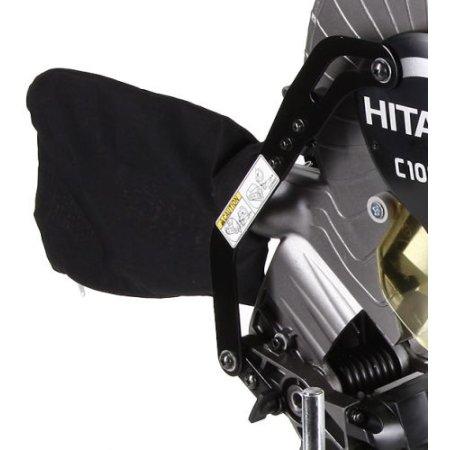 Hitachi C10FCE2 Серебристый
