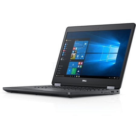 "Dell Latitude E5470-5711 14"", Intel Core i5, 2300МГц, 4Гб RAM, DVD нет, 500Гб, Windows 10, Windows 7, Черный, Wi-Fi, Bluetooth, 3G"