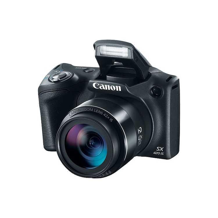 Canon PowerShot SX420 IS Черный