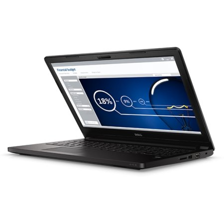 "Dell Latitude 3560-9039 15.6"", Intel Core i5, 2200МГц, 4Гб RAM, DVD нет, 500Гб, Linux, Черный, Wi-Fi, Bluetooth"