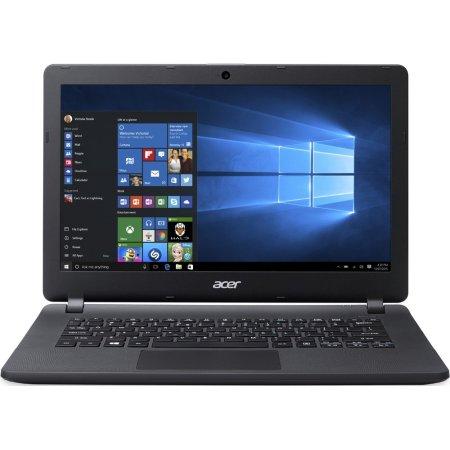 "Acer Aspire ES1-331-P8Z7 13.3"", Intel Pentium, 1600МГц, 2Гб RAM, DVD нет, 500Гб, Черный, Wi-Fi, Linux, Bluetooth"