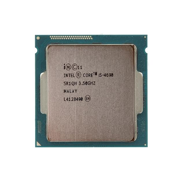Intel Original Core i5-4690 Haswell 4 ядра, 3500МГц, BOX