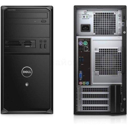 Dell Vostro 3900 MT 3900-4248 Intel Pentium, 3300МГц, 4Гб RAM, 500Гб, Win 7