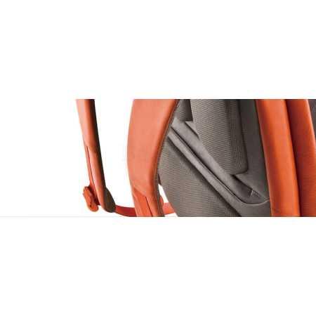 COZI Urban Backpack Travel, CANVAS Molten Lava Orange Оранжевый