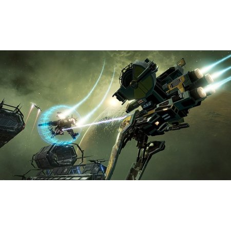 Eve Valkyrie Sony PlayStation 4, боевик