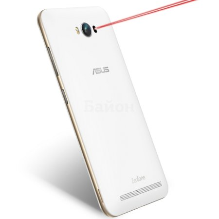 Asus Zenfone Max ZC550KL 32Гб, Белый, Dual SIM, 4G LTE, 3G