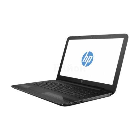 "HP 15-ba061ur 15.6"", AMD A6, 2000МГц, 4Гб RAM, DVD-RW, 500Гб, Черный, Wi-Fi, Windows 10, Bluetooth"