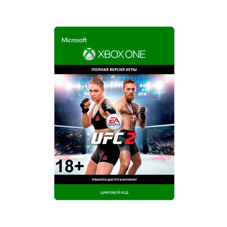 EA SPORTS UFC 2 Электронная Версия для Xbox One