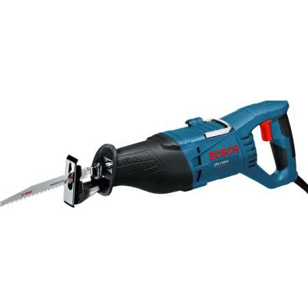 Bosch GSA 1100E сабельная, ручная, Синий