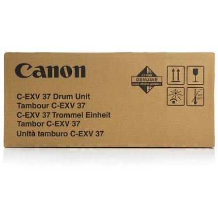 Canon C-EXV 37 Черный, Барабан, Стандартная, нет