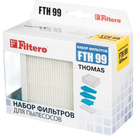 НЕРА-фильтр Filtero FTH 99 (1фильт.)