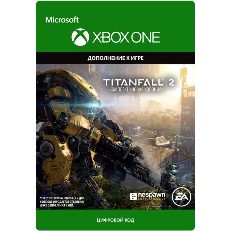 Titanfall 2: Colony Reborn Bundle