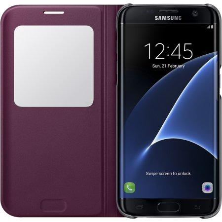 Samsung для Samsung Galaxy S7 edge S View Cover
