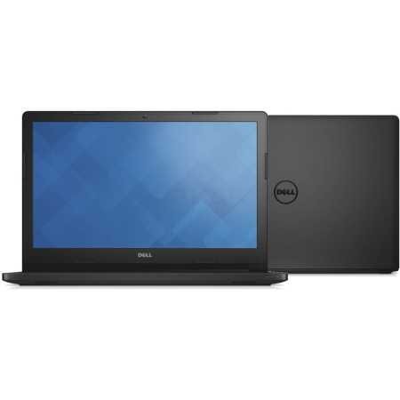 "Dell Latitude 3560-9015 15.6"", Intel Core i3, 2000МГц, 4Гб RAM, DVD нет, 500Гб, Linux, Черный, Wi-Fi, Bluetooth"