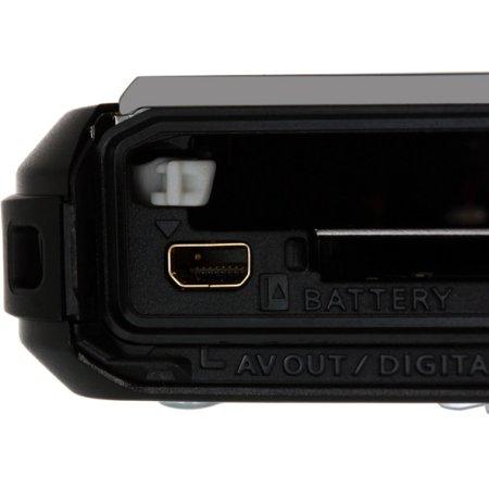 Panasonic Lumix DMC-FT30 Черный