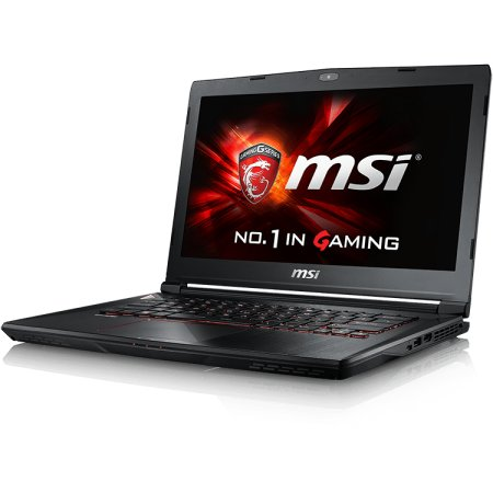 "MSI GS40 6QE-233RU Phantom 14"", Intel Core i7, 2600МГц, 16Гб RAM, DVD нет, 1Тб, Черный, Wi-Fi, Windows 10, Bluetooth"