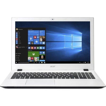 "Acer Aspire E5-573-P5NP 15.6"", 1700МГц, 4Гб RAM, 500Гб, Белый, Wi-Fi, Windows 10, Bluetooth, Intel Pentium"