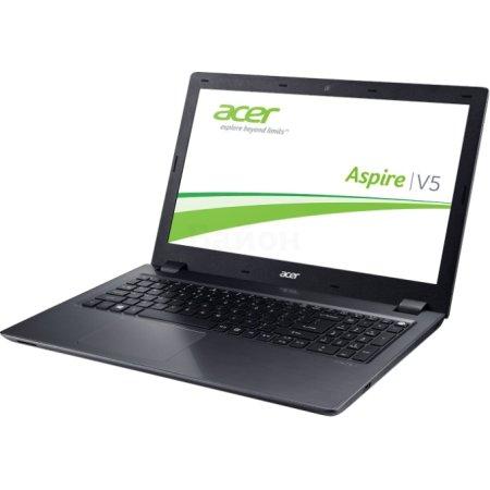 "Acer ASPIRE V5-591G-7243 15.6"", Intel Core i7, 2600МГц, 16Гб RAM, DVD нет, 1Тб, Черный, Wi-Fi, Linux, Bluetooth"