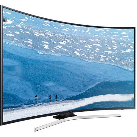 """Samsung UE40KU6300U 40"""", Черный, 3840x2160, Есть, Вход HDMI"""