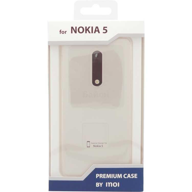 Inoi для Nokia 5 силиконовый