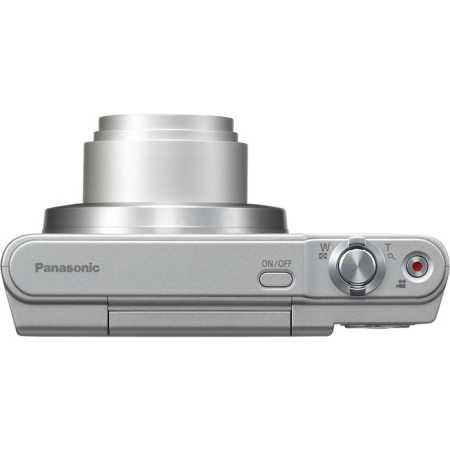Panasonic Lumix DMC-SZ10 Стальной, 16