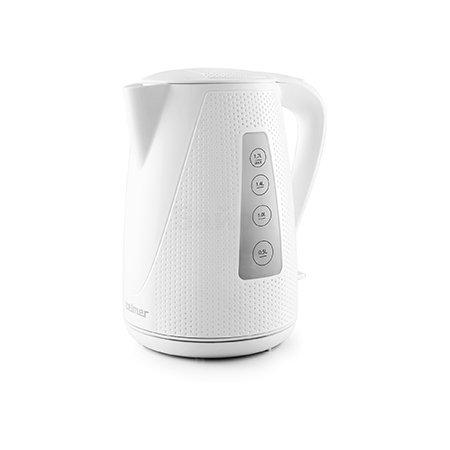 Zelmer ZCK0272W Белый, 1700мл, 2200Вт