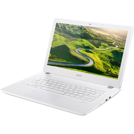 "Acer Aspire V3-372-578C 13.3"", Intel Core i5, 2300МГц, 6Гб RAM, DVD нет, 500Гб, Белый, Wi-Fi, Linux, Bluetooth"