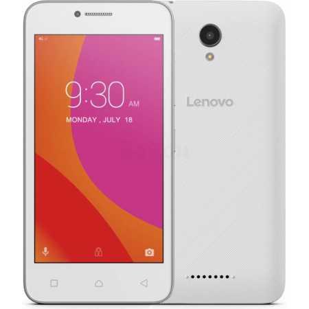 Lenovo A Plus A1010a20 Белый