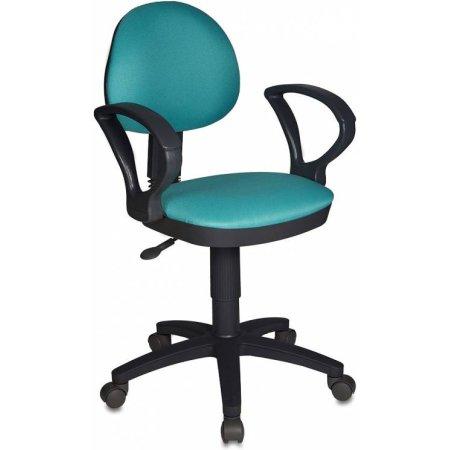 Кресло Бюрократ CH-G318AXN/15-175 бирюзовый 15-175 пластик серый