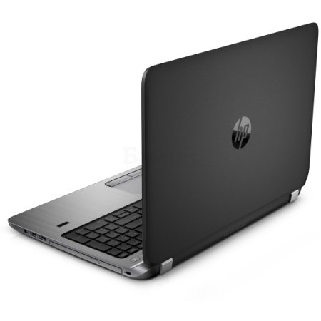 "HP ProBook 450 G3 P4P54EA 15.6"", Intel Core i5, 2.3МГц, 4Гб RAM, DVD-RW, 500Гб, Черный, Windows 10 Pro, Windows 7, Wi-Fi, Bluetooth"