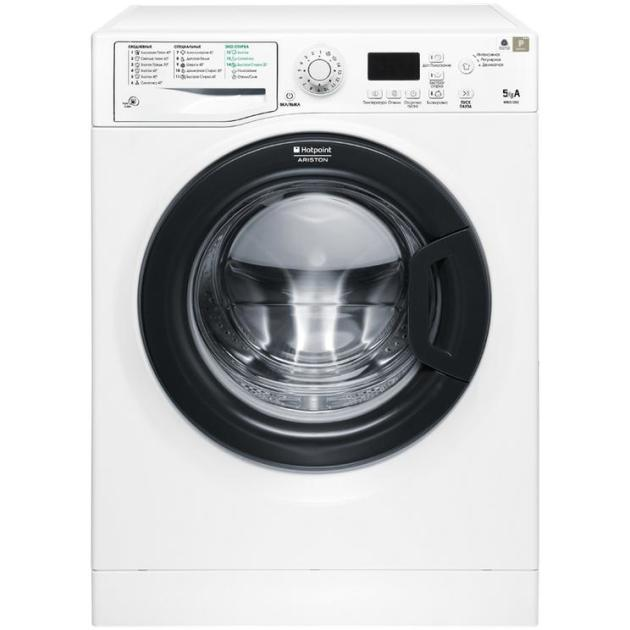 Hotpoint-Ariston VMUG 501 B Белый, 5кг